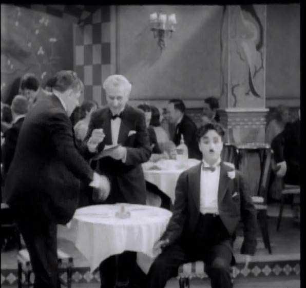 Чаплин не попадут в царствие небесное